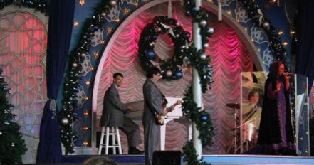 "Busch Gardens' ""Christmas from the Heart"" 2013"